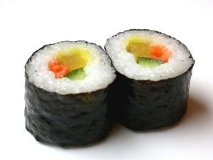Sushi aften