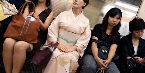 Fredag 12 december: Vesterlændinge i Japan