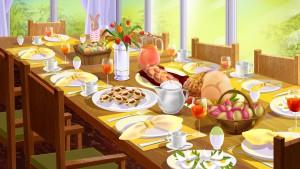 Fredag 27 marts: Påskefrokost
