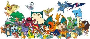 Fredag 24 april: Pokémon