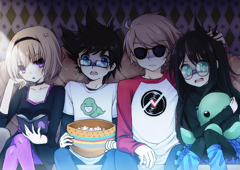 Fredag 19 juni: Anime aften | Tema: Slice of Life