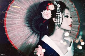 Fredag 21 august: Geisha aften