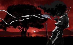 Fredag 18 september: Samurai anime