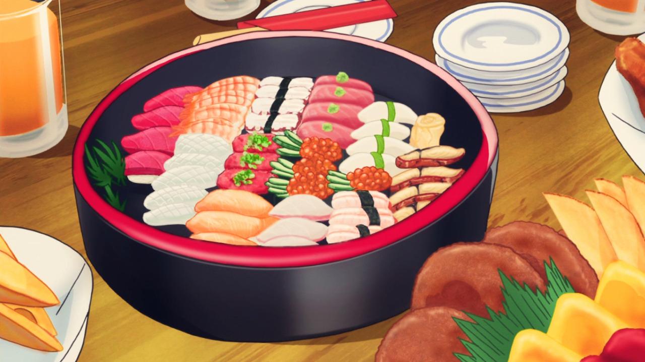 Fredag 18 marts 2016 – Sushi aften