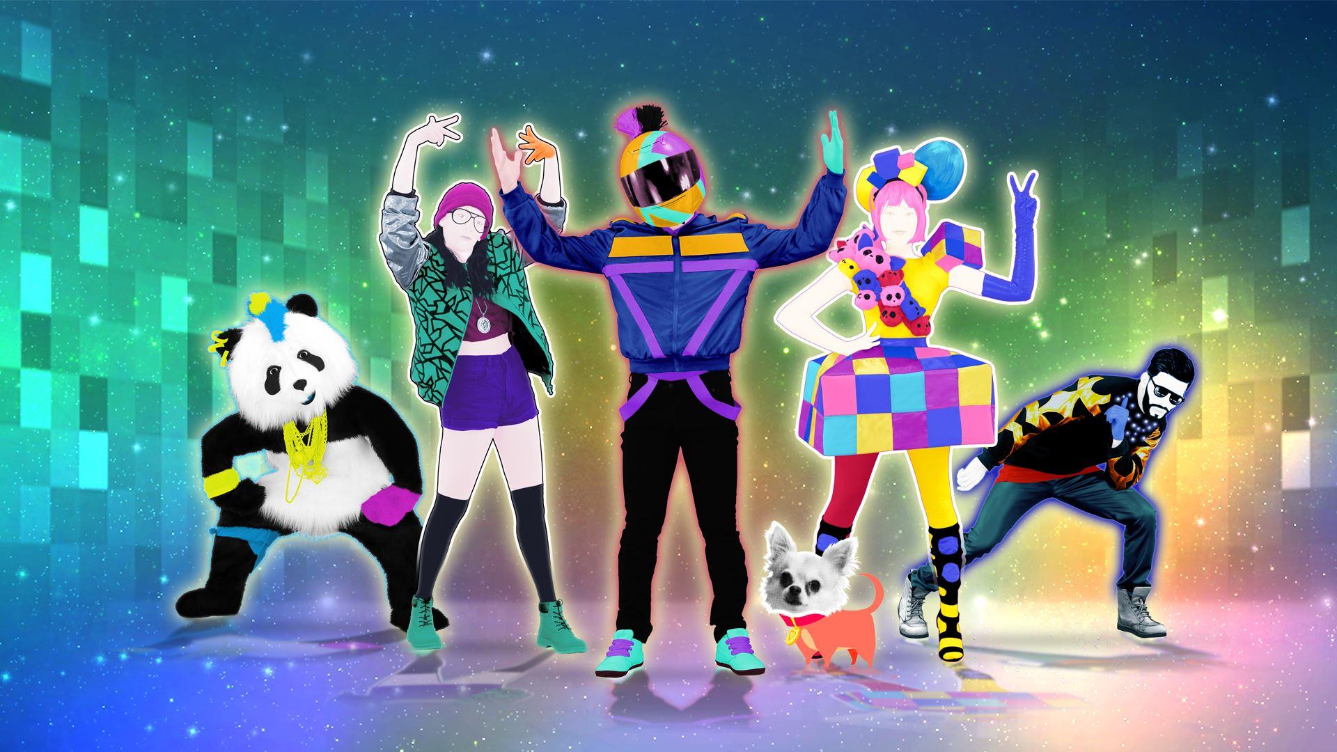Fredag 17 juni – Just Dance