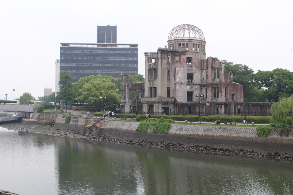 Fredag 5 august - Foredrag om Hiroshima