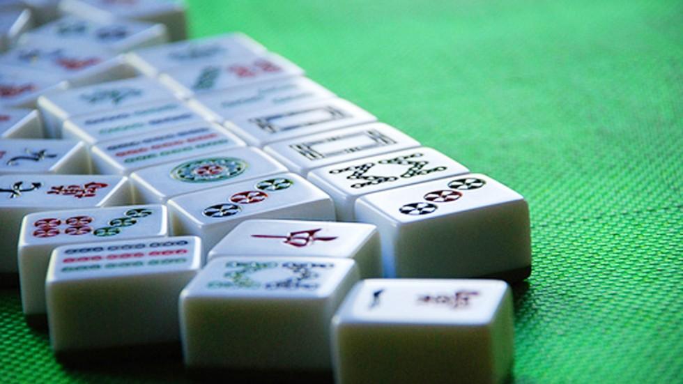 Fredag 12 august - Mahjong dag