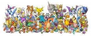 Fredag 26 august - Alt godt fra Pokemon