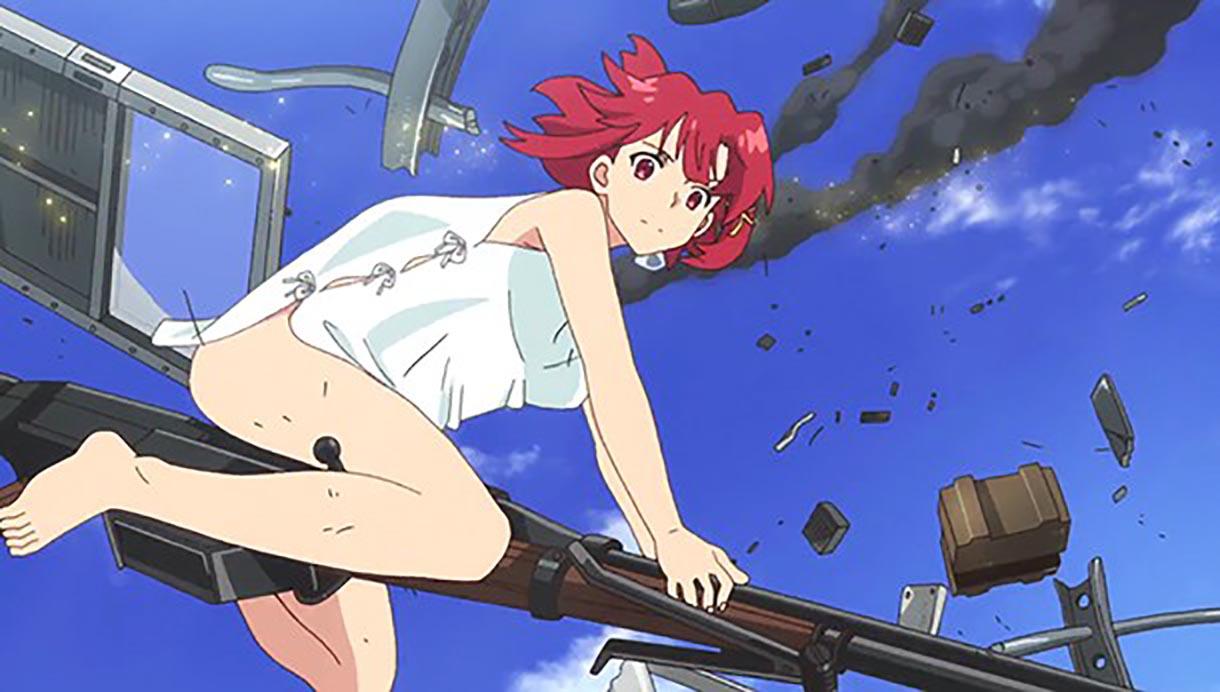 Fredag 7 oktober – Efterårets ny anime