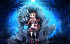 Fredag 4 november 2016 - Gyser-aften med Werewolf