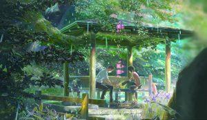 Fredag 11 november 2016 - Makoto Shinkai aften