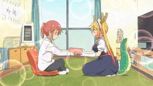 Fredag 17 februar 2017 - Vinter 2017 anime del 2