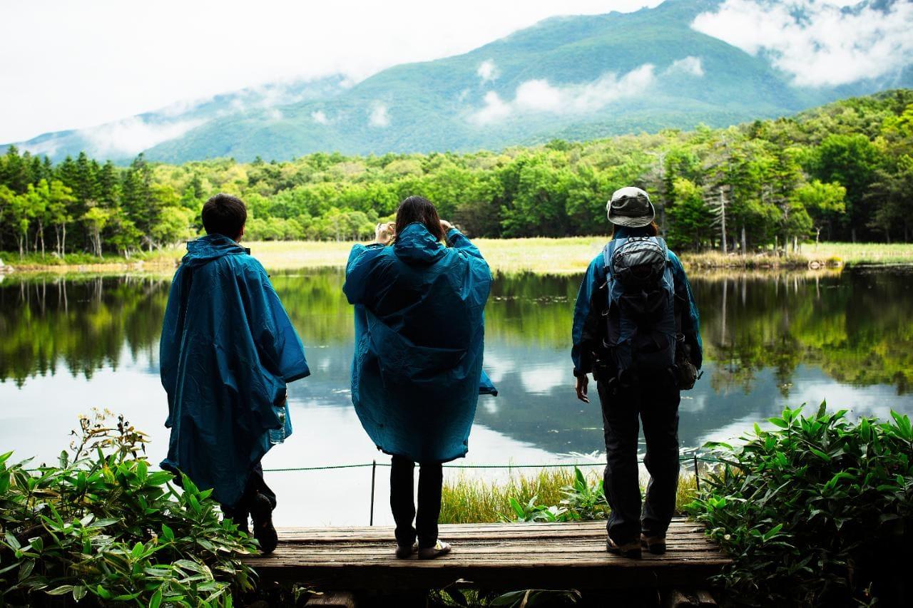 Fredag 5 maj 2017 - Hvor tager japanerne på ferie?