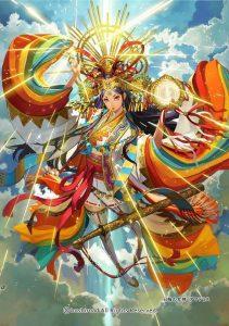 Fredag 19 maj 2017 – De japanske guder og kejseren