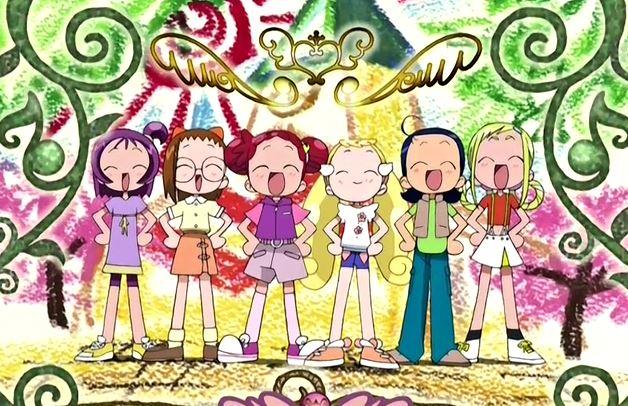 Fredag 23 juni 2017 - Børne anime