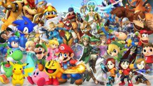 Fredag 18 maj 2018 -Nintendo konkurrence spil (Smash, Mario Kart)
