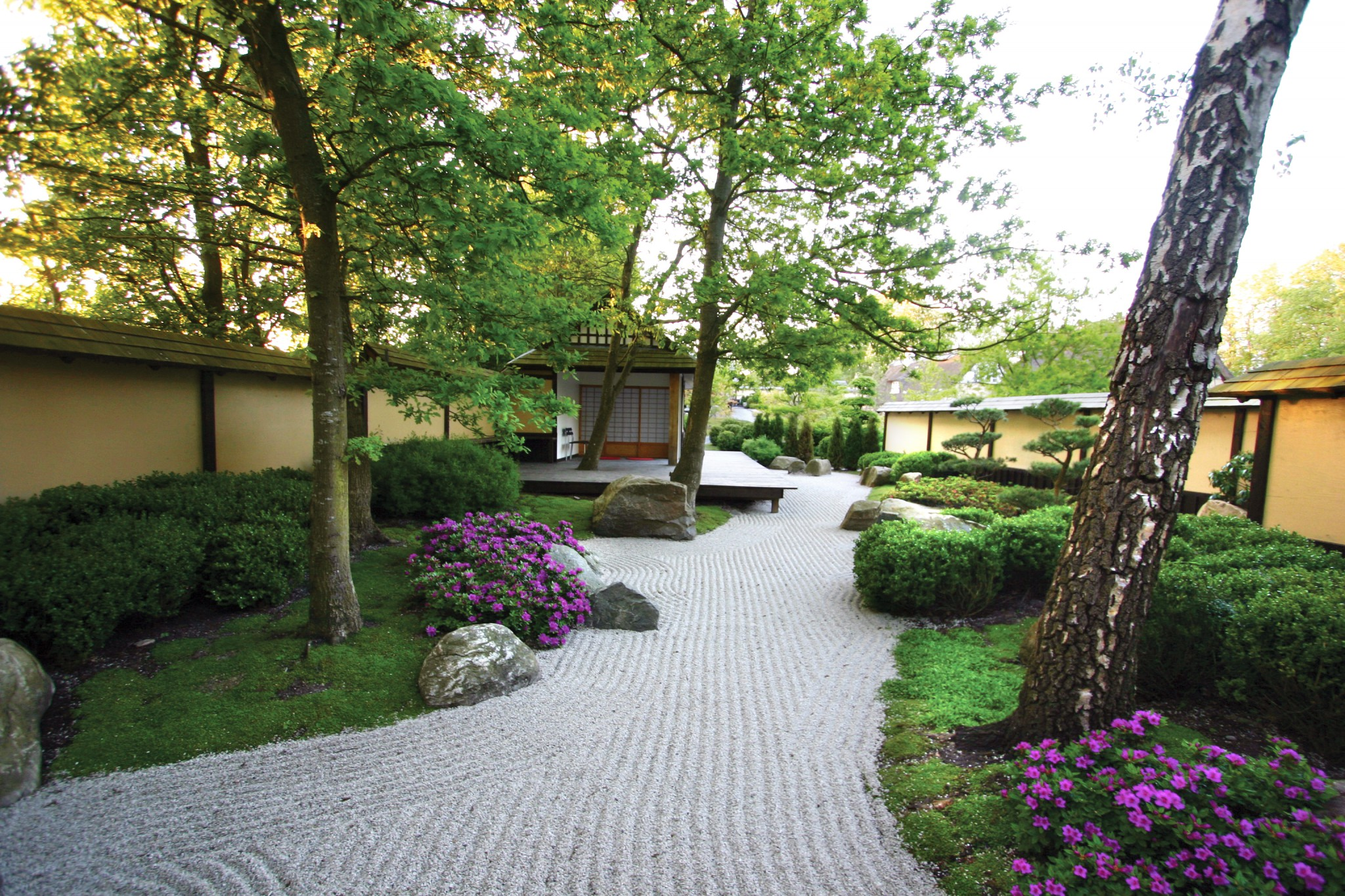 Tur til De Japanske Haver
