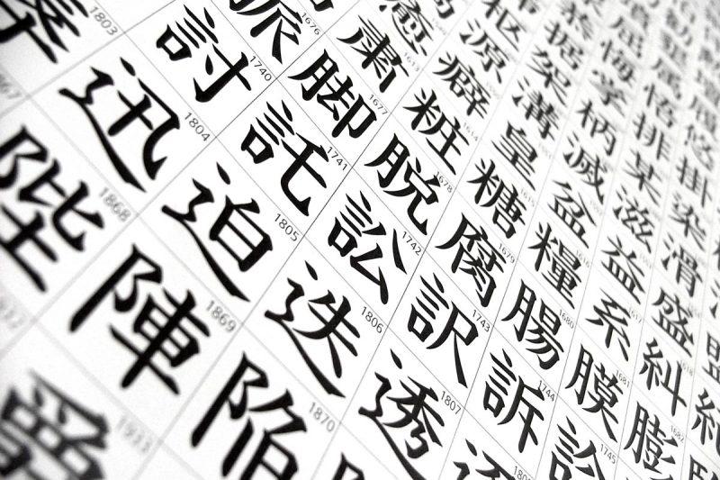 Fredag 7 september 2018 -Det japanske sprog!