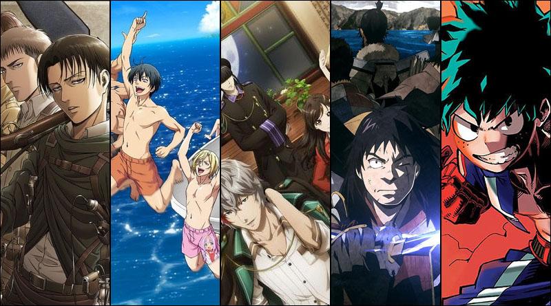 Fredag 21 september - Sommer 2018 anime der stadig er værd at se