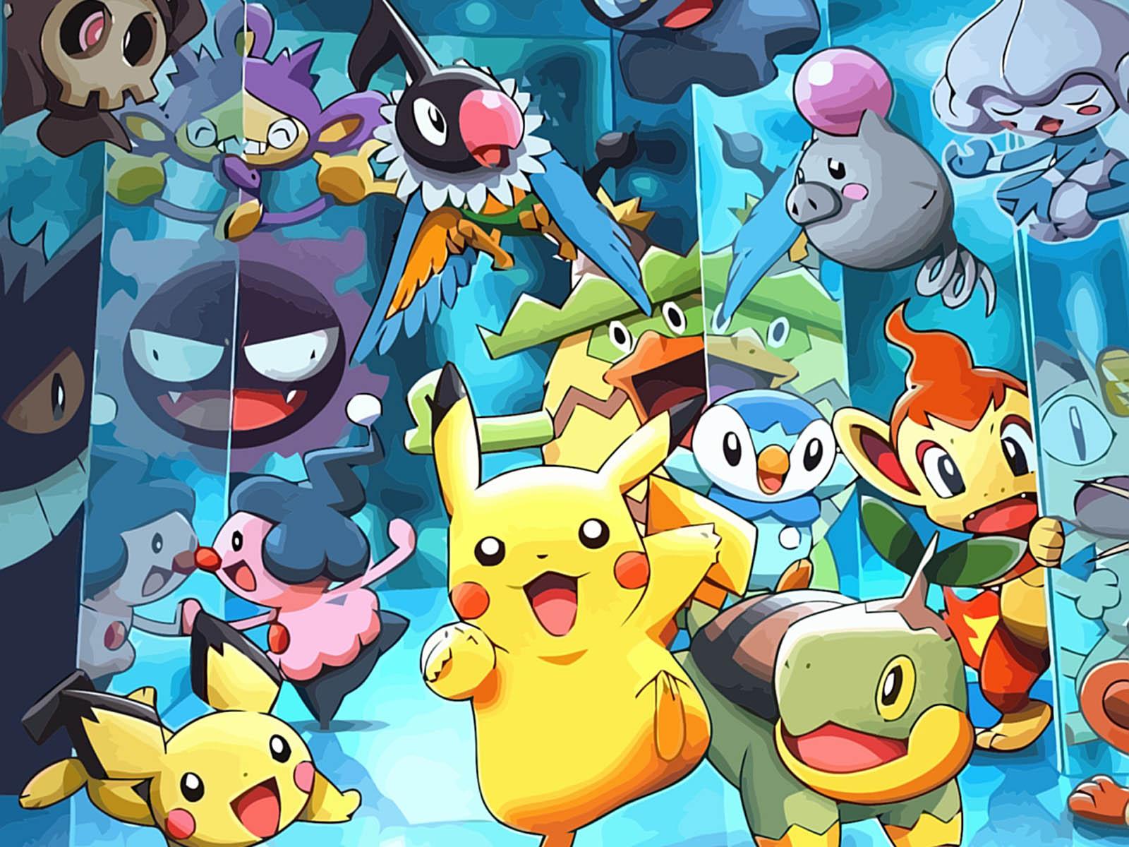 Fredag 16 november -Pokémon-dag!