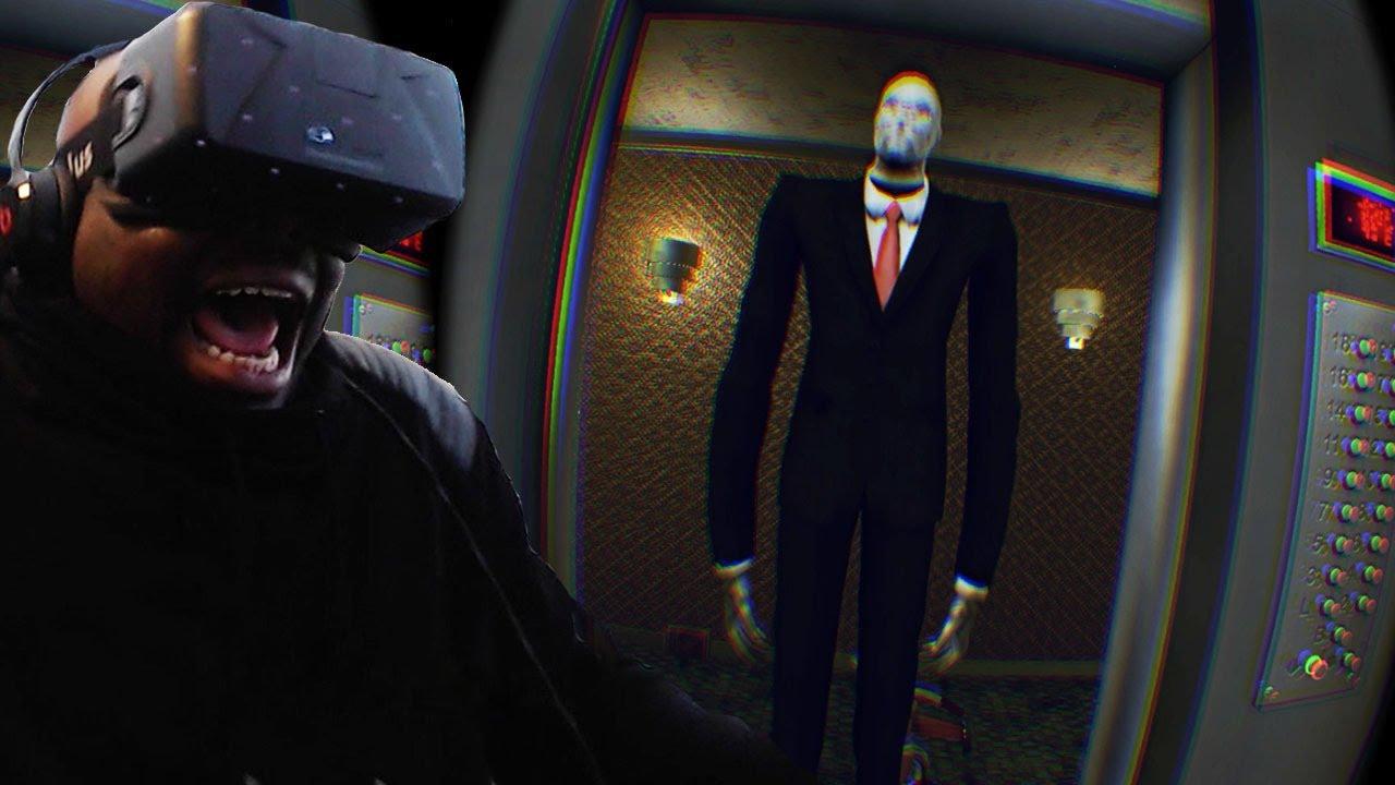 Fredag 13 december 2019 – Gyserspil i VR