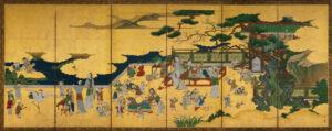 Fredag 11 september – Edo perioden i Japan