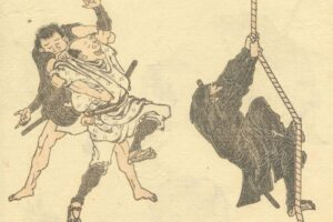 Fredag 25 september – Ninjaer