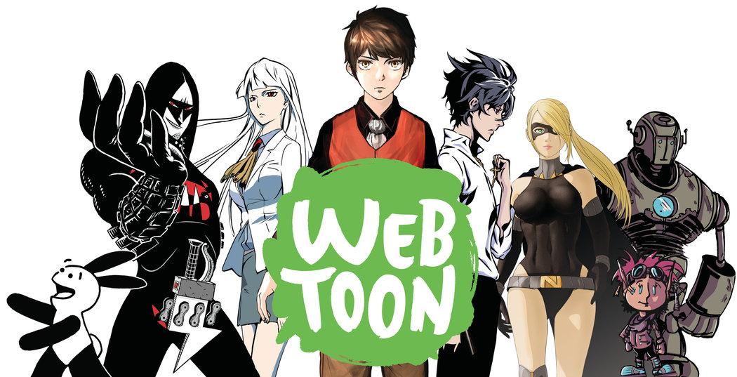 Fredag 27 november – Webtoons