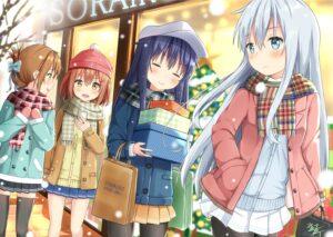 Fredag 11 december - Julelys og juleshopping