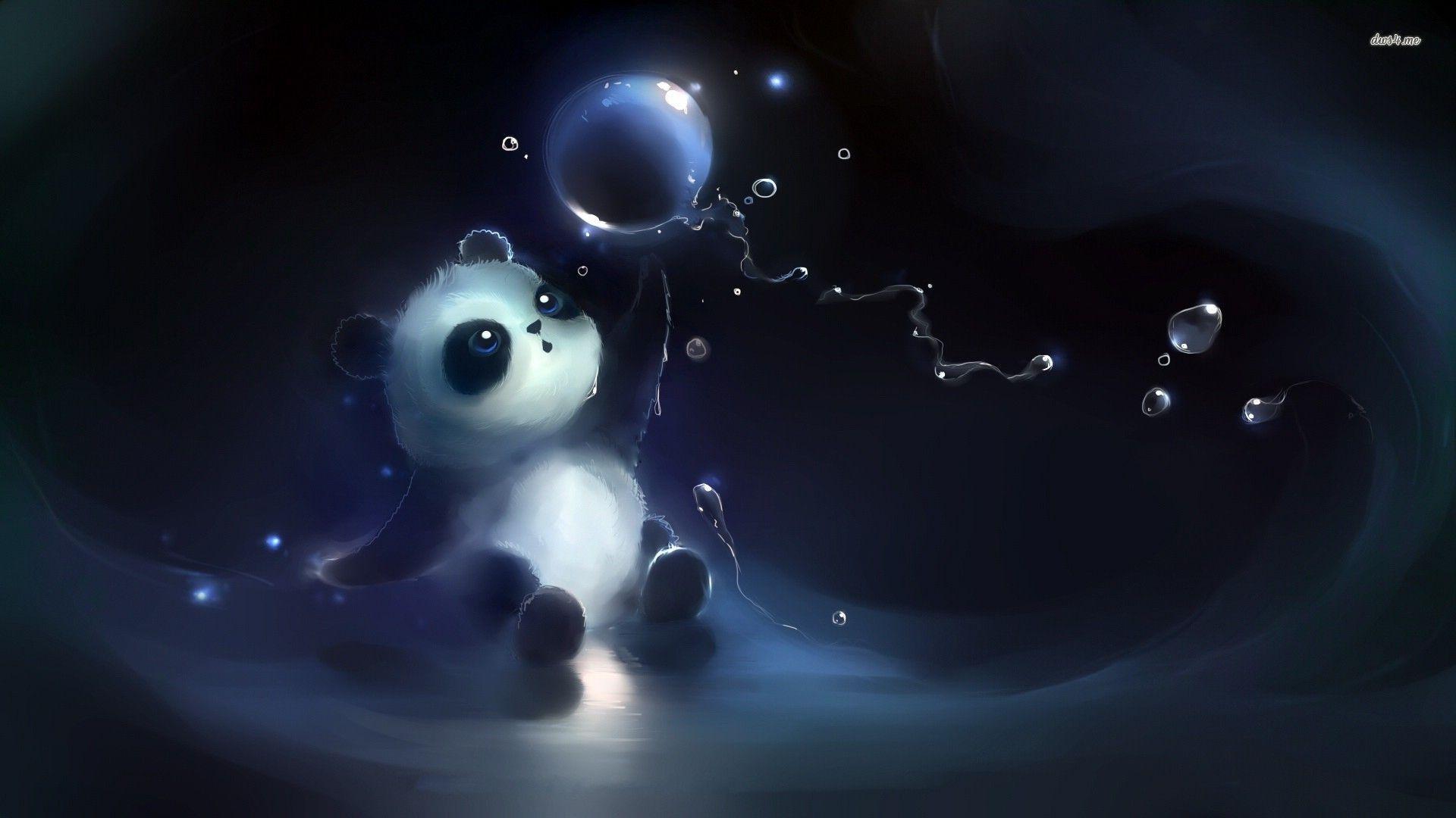Fredag 2 juli - Panda Party