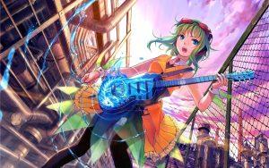 Fredag 27 august – Anime musik